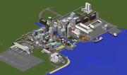 [Minecraft]City Construction!!(2013年9月時点)