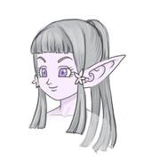 【DQⅩ】こんな髪型がほしいエルフ女