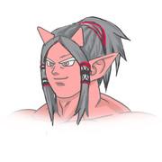 【DQⅩ】こんな髪型がほしいオーガ男