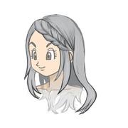 【DQⅩ】こんな髪型がほしい人間おとな女