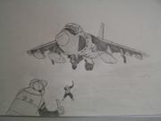 AV-8B Harrier Ⅱ ハリアー
