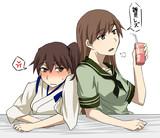 加賀さんと大井さん