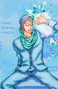 マルコ誕生日おめでっとおおお
