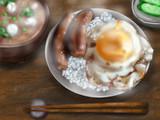 朝御飯!!