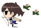 加賀さんと妖精さん