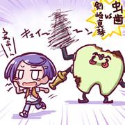 ドキプリ35話 虫歯VS剣崎真琴