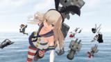 【MMD艦これ】島風いきます!