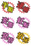 【艦これ素材】艦船ステータスアイコン02
