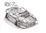 RX-7(FC3S)