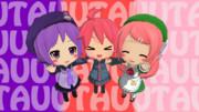 【テトの日2013】ねんどろ三人娘