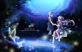 湖-still blue-