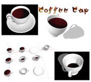 MMDアクセサリ コーヒーカップ