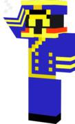 【Minecraft】 車掌さん 【銀河鉄道999】
