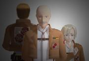 【進撃のMMD】司令