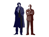 ホームズとワトソン