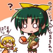 果物となおちゃん