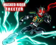 仮面ライダーフリーター