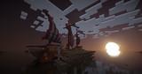 【Minecraft】 ガレー戦隊旗艦 「Rio Grande」 その2