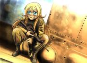 俺の妹が戦場に行くわけがない  カラー版