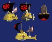 ローの潜水艦