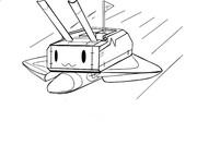 空飛ぶ連装砲ちゃん