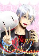 まふまふさんHappy Birthday!