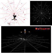 MMD水滴蜘蛛の巣