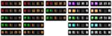 西武2000系 LED表示