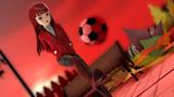 サッカーボールと麗華様