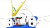 【MMD】まお式 Vダッシュガンダム (4)改変 Ver.1.23 顔アップ