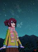 夜のお散歩!♪