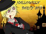 HALLOWEEN PARTY 2013 やまださんVer