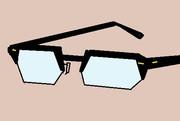 好きなタイプのメガネ
