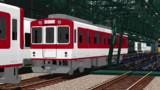 【MMD】近鉄8000系 アルミカー