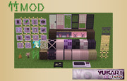 【Minecraft 】ゆかりテクスチャ竹MODカバー2