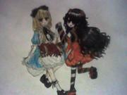 アリスとかぼちゃ