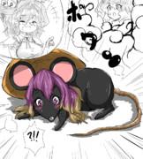 ひじりーマウス