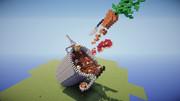 【Minecraft】 カレー