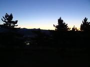 部室からの風景 ~黄昏時 全体図.ver