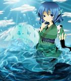 湖の人魚姫