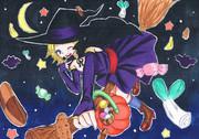 マジック☆リンちゃんがお菓子をお届けっ!