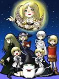 満月の子供達