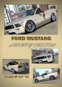 フォード・マスタング ラグジュアリー仕様追加