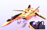 第12回MMD杯用  すけ式改変YF-19w