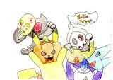 ハロウィン×ポケモン