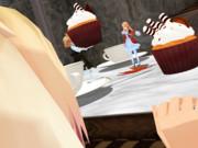 ハロウィンのお茶会:Ⅰ