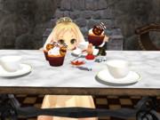ハロウィンのお茶会:Ⅱ