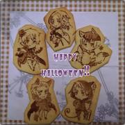 【クッキー】Happy halloween!!【ヘタリア】