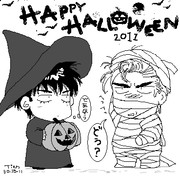 SD花流 - HAPPY HALLOWEEN!