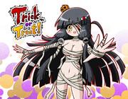 【Halloween】ミイラっ娘平乃さん